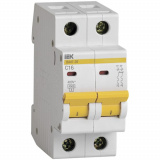 Автоматический выключатель IEK ВА 47-29  2-п. 16А