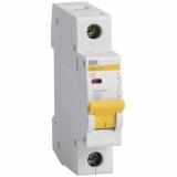 Автоматический выключатель IEK ВА 47-29 1-п. 2А