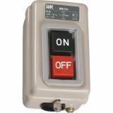 Выключатель ВКИ-211 3П 6А 230/400В IР 40 IEK