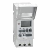 Таймер ТЭ15 цифровой 16А 230В на DIN- рейку IEK