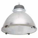 Светильник промышленный НСП 27-101 РС Е40 с подвесом ALB (расс. РС 410мм, стекло)