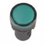 Арматура сигн. АD-22DS(LED) матрица d22мм синий 240В IEK