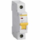 Автоматический выключатель IEK ВА 47-29 1-п 16А (С)