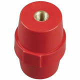 1Изолятор шинный SM 51 H51*D35*M8мм IEK