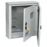Корпус ЩУ-3/1-1 (IP54) 2-дверный IEK