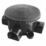Коробка  ОП 3-х рожковая карб. с/ф гермет. Витебск У-409 кэм2-660-3