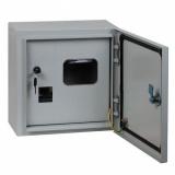 Щит учетный ЩУ-1/2 2-х дверный  IP 54 (310х300х160) EKF