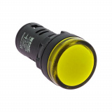 Светодиодная матрица AD16-22HS желт. EKF