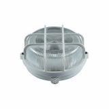 Светильник НПП 03-100-010.2 Луна 10 с пластик. решеткой