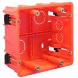 Коробка РЕ монтажная 2-ая 100х100х50 для полых стен 70W Anam Legrand РЕ 030 043