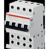 Автоматический выключатель SH203L 3Р 20А (С) 4,5кА