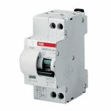 Дифференциальный автоматический выключатель DSH201R 1P+N 25A 30mА (AC) хар. С