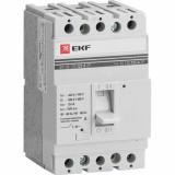 Автоматический выключатель ВА-99 125/40А 3-п. 25кА EKF (mccb 99-125-40)