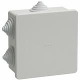 Коробка 41235 КМ для о/пр 85х85х40 IP 44 IEK (гермоввод)
