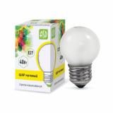 Лампа накаливания ШР Р45 МТ 40Вт Е27 ASD
