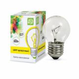 Лампа накаливания ШР Р45 МТ 60Вт Е27 ASD