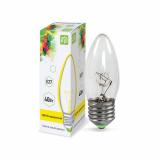 Лампа накаливания СВ В35 ПР 40Вт Е27 ASD