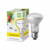 Лампа рефлекторная R-63 40W Е27  МТ ASD