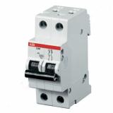Автомататический выключатель 2-пол. S202 С25 АББ