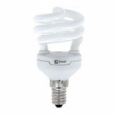 Лампа энергосберегающая HS-полуспираль 11W 2700К Е14 10000h EKF