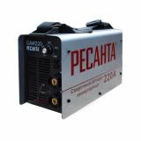 Сварочный аппарат инверторный САИ-220 (220В) Ресанта