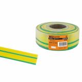 Трубка ТУТнг 30/15 желто-зеленая (50м/ролл) TDM