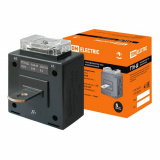 Трансформатор тока измерительный с шиной ТТН-Ш 250/5-5VA/0,5 TDM