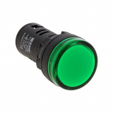Светодиодная матрица AD16-22HS 24В DC зеленая EKF