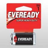Батарейка SHD 1шт Eveready 9V B1 6F22 Энерджайзер