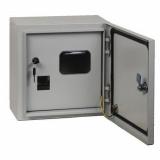 Корпус металлический ЩУ-1/2 2-двери (310х300х160) IP54