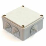Коробка распаячная для наружного монтажа КР-41234-100х100х50-IP55 КЭАЗ