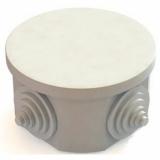 Коробка распаячная для наружного монтажа КР-41237-D75х40-IP44 КЭАЗ