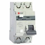 Дифференциальный автомат АД-32 1Р+N 32А/30мА (хар-ка С АС электронный защита 270В) PROXIMA EKF