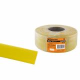 Термоусаживаемая трубка ТУТнг 40/20 желтая (50м/ролл) TDM