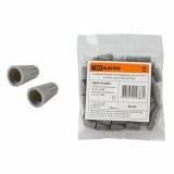 Соединительный изолирующий зажим СИЗ-1 3,0мм2 серый (50 шт.)  TDM