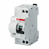 Дифференциальный автоматический выключатель DSH941R 1P+N 16A 30mА (AC) хар. С