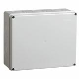 Коробка КМ 41272 расп. для о/п 240х195х90 IP55 RAL7035 IEK