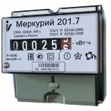 Электросчетчик Меркурий 201.7
