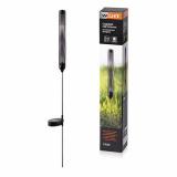 Садовый светильник WOLTA SOLAR Cane-камыш, карбон-пластик, 105см