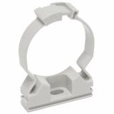 Хомутный держатель серый CFC40 IEK