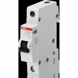 Автоматический выключатель SH201L 1Р 16А (С) 4,5кА