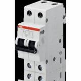 Автоматический выключатель SH202L 2Р 16А (С) 4,5кА