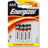 Батарейки MAX 6шт ААА Е92 Энерджайзер