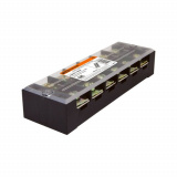 Блок зажимов ТВ-1506 TDM 15А 6 контактов 1,5мм2