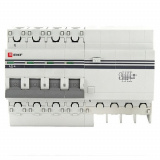Дифференциальный автомат АД-4 63А/30мА(хар-ка С, тип АС) 4,5кА PROxima EKF