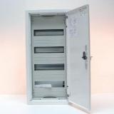 АВВ Шкаф распределительный навесной (стальная дверь) 48мод 674х324х140 IP43