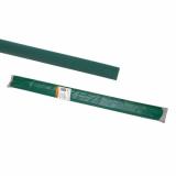 Термоусаживаемая трубка ТУТнг 2/1 зеленая по 1м (200 м/упак) TDM