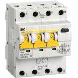 Автоматический Выключатель Дифференциального тока  АВДТ 34 C16 30мА IEK