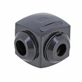 Ответвительный сжим (орех) У-734М (16-35 мм.кв.; 16-25 мм.кв.) EKF PROxima