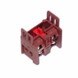 Дополнительный контакт для светосигнальной арматуры NC бордовый EKF PROxima